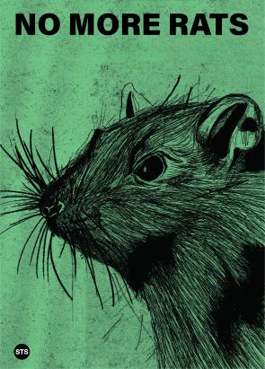 1 No mre rats