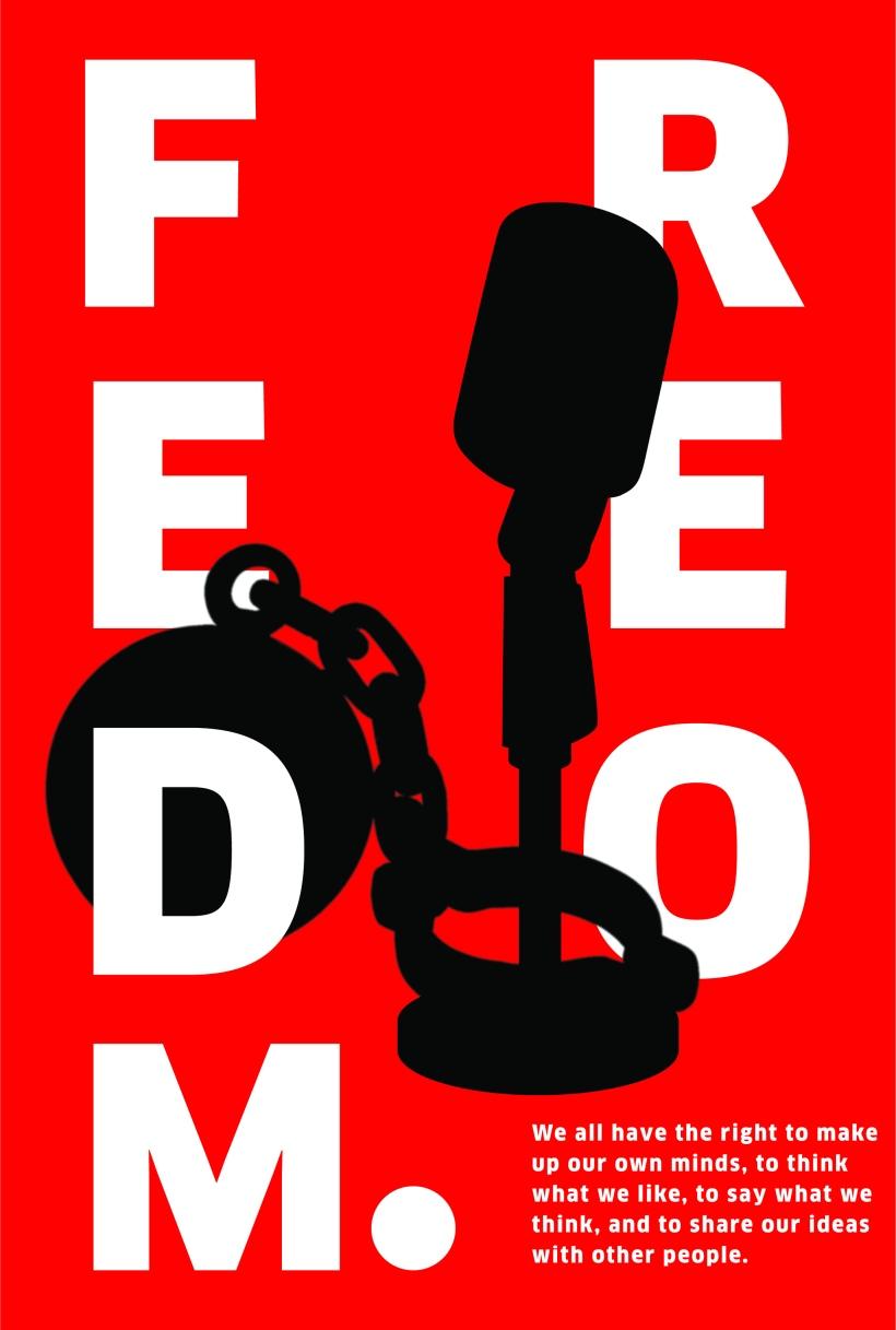 FREEDOM OF EXPRESSION HECTOR BRIGNONE GRAPHIC DESIGN 2-01